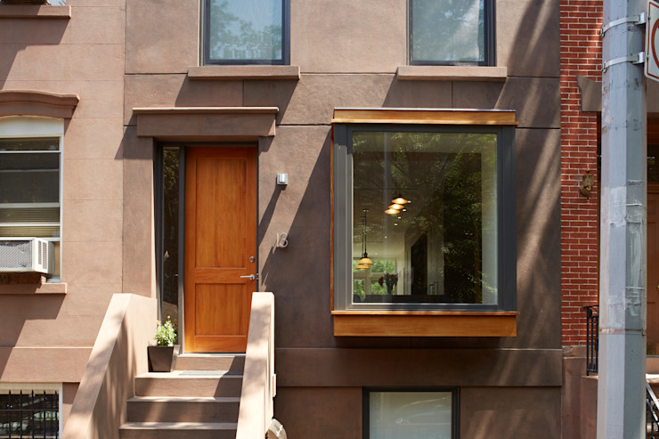 Cobble Hill Townhouse Modern Houses by Sarah Jefferys Design Modern