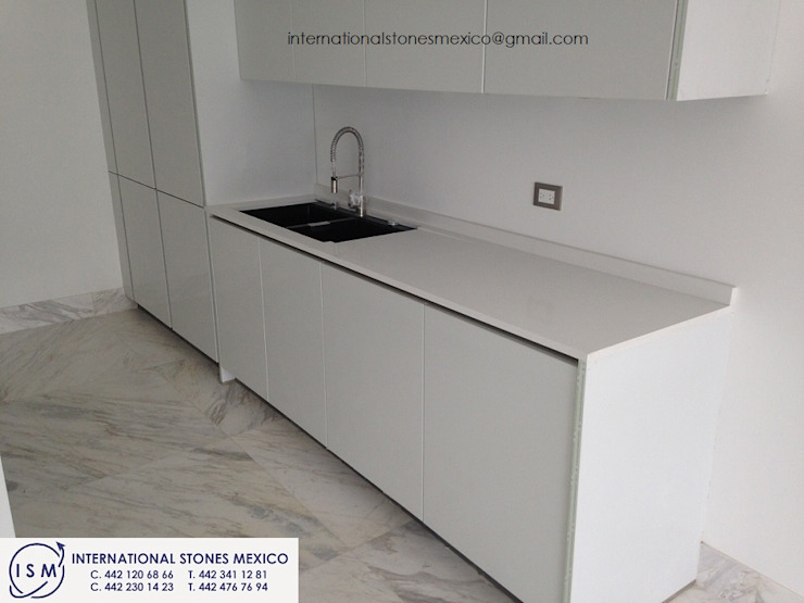 International Stones México KitchenBench tops Quartz