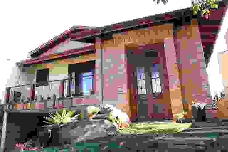 Casas de estilo rústico de Barros e Zanolini Arquitetura e construção Rústico