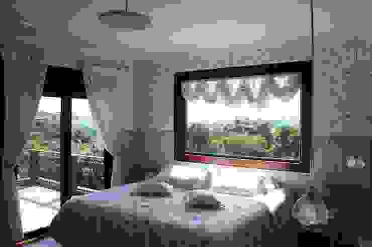 Dormitorios de estilo rústico de Barros e Zanolini Arquitetura e construção Rústico