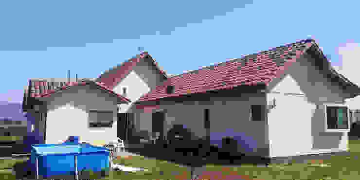 Casa Diaz, Talagante. Casas de estilo rural de Toledo estudio Arquitectos Rural