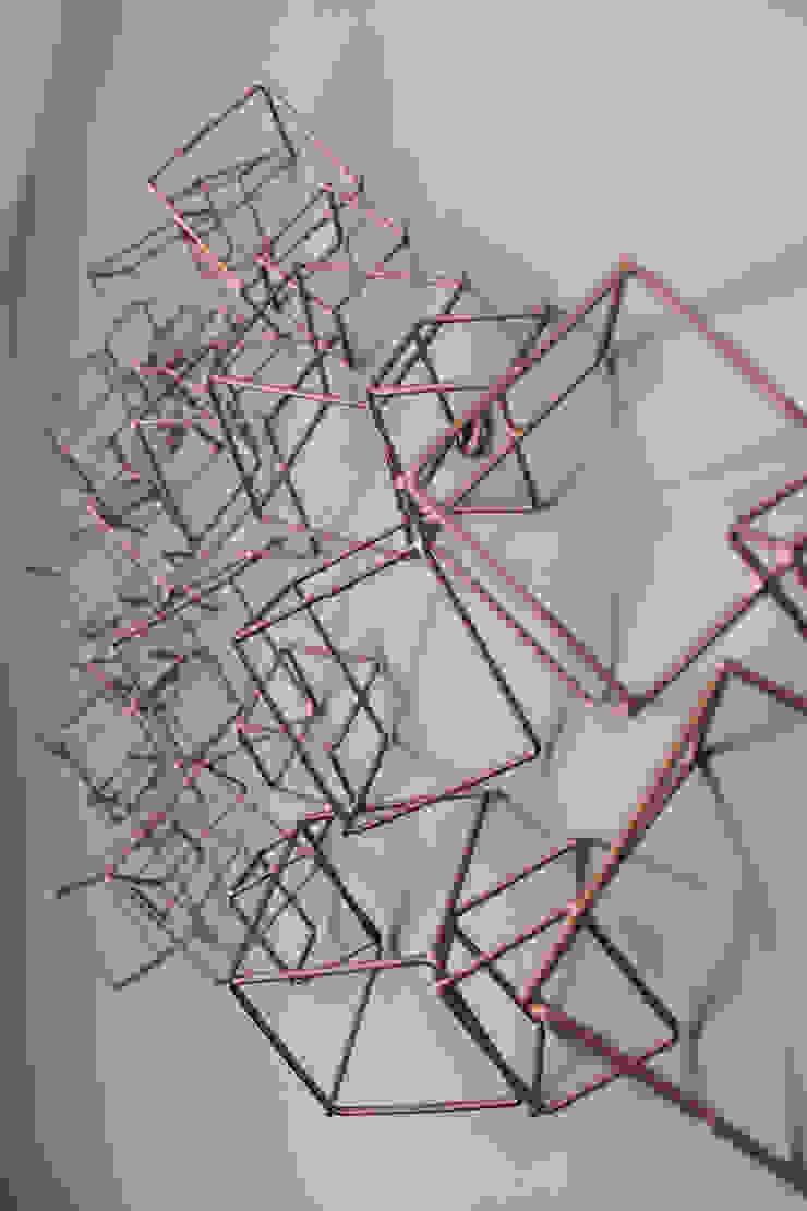 modern  by Arch. Rosalba Di Maio, Modern Iron/Steel