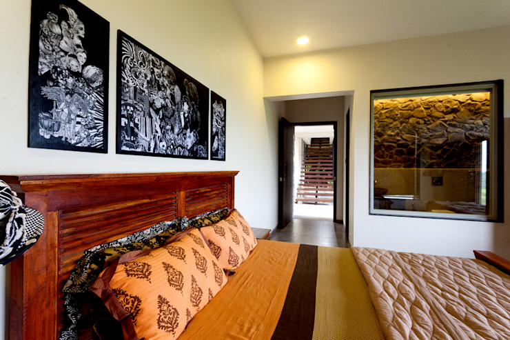 Bedroom by Inscape Designers