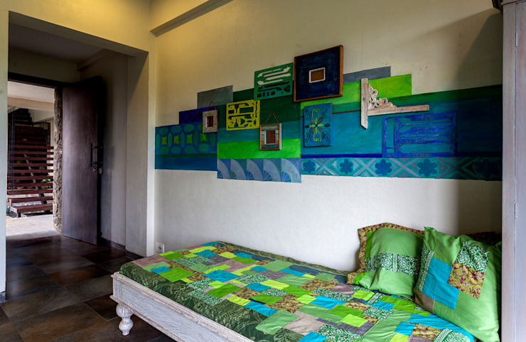 Dormitorios de estilo rústico de Inscape Designers Rústico