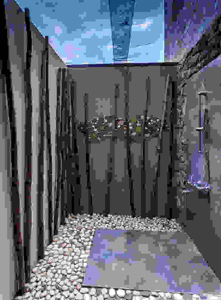 Baños de estilo rústico de Inscape Designers Rústico