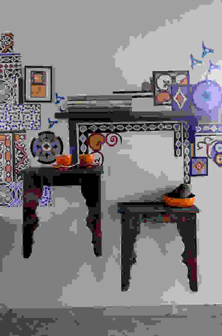 Cocinas de estilo rústico de Inscape Designers Rústico