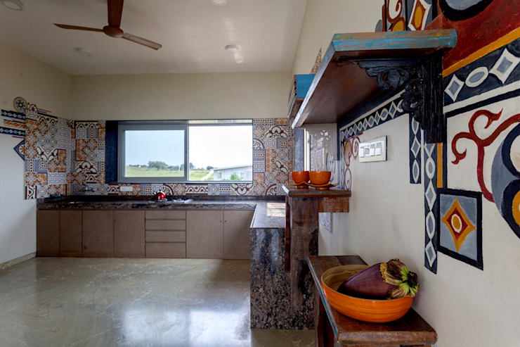 Inscape Designers Rustic style kitchen