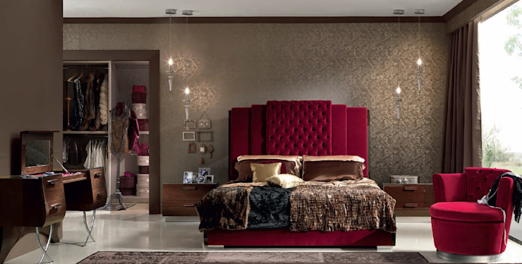 Tiziana Canzian DormitoriosCamas y cabeceros