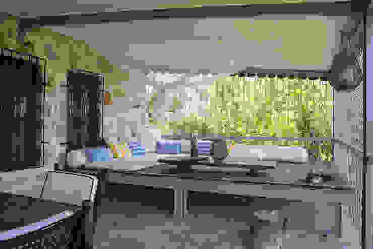 homify Mediterranean style balcony, veranda & terrace