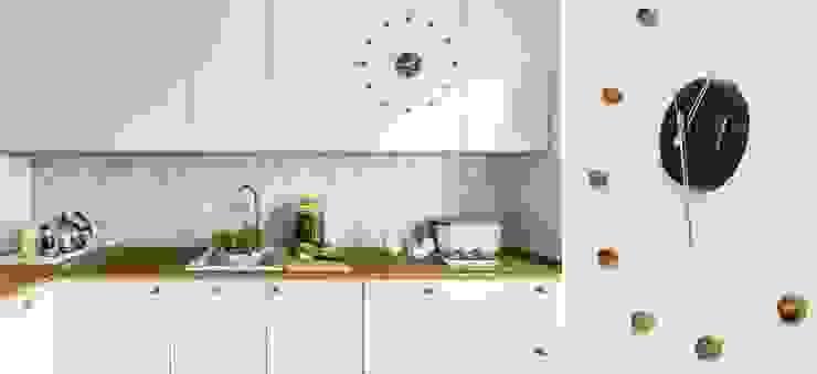 Kitchen by Saje Architekci Joanna Morkowska-Saj, Scandinavian