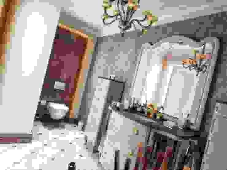 Tellioğlu Konut Modern Banyo VERO CONCEPT MİMARLIK Modern