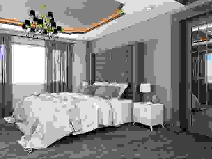 Tellioğlu Konut Modern Yatak Odası VERO CONCEPT MİMARLIK Modern