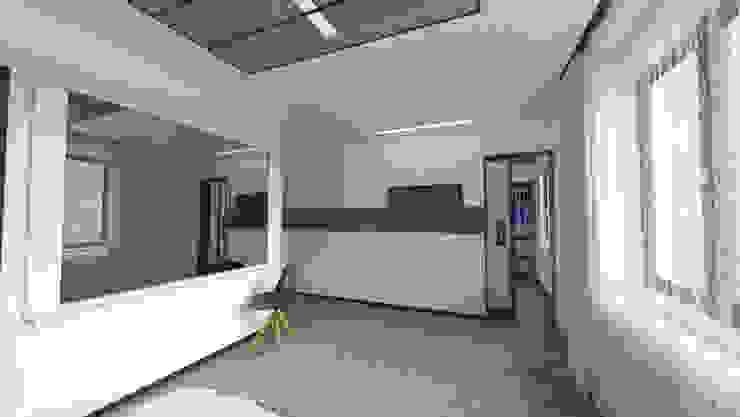 RESIDENCE Modern Yatak Odası Meteor Mimarlık & Tasarım Modern