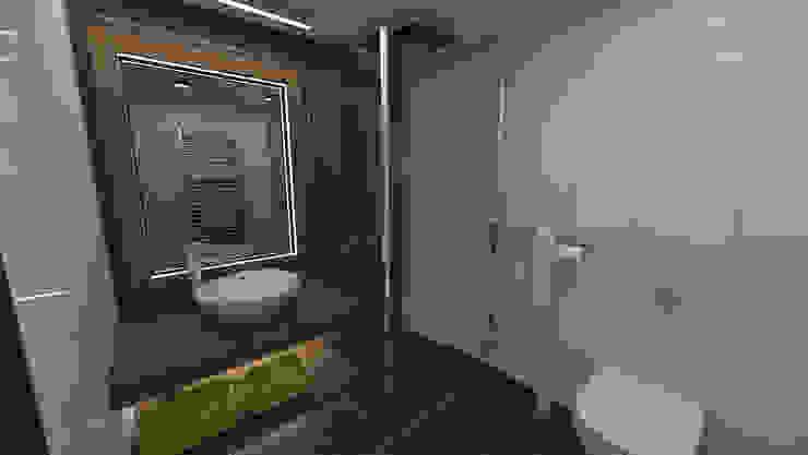 RESIDENCE Meteor Mimarlık & Tasarım Modern Banyo