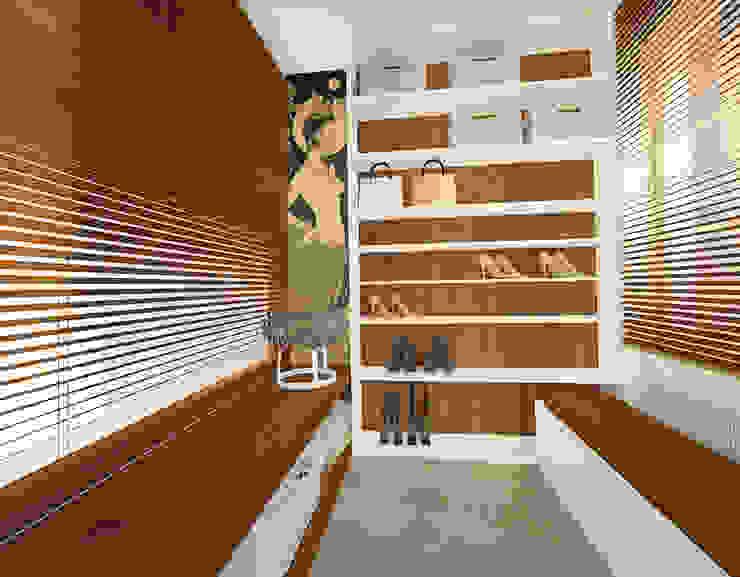 Dressing room by Manekineko,