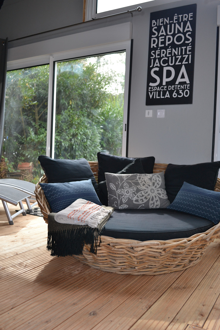 KREA Koncept Spa im Landhausstil