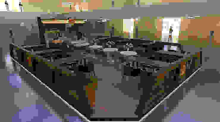 MOBILE CAFE Meteor Mimarlık & Tasarım Modern