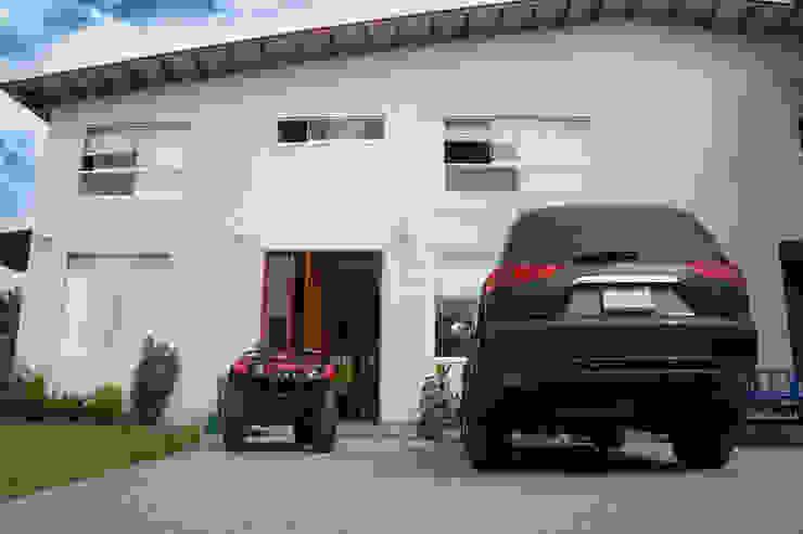 Una CASA DE CAMPO para soñar Casas rústicas de malu goni Rústico