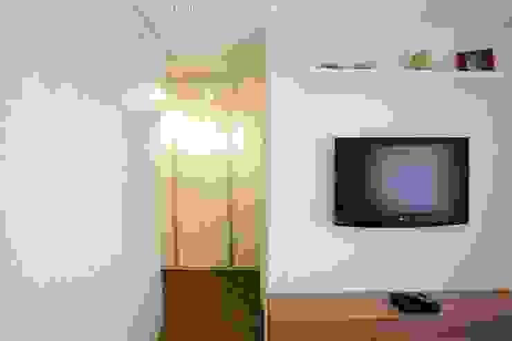 Angelica Hoffmann Arquitetura e Interiores Moderne Schlafzimmer
