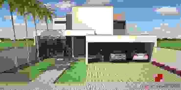 Modern home by Mais Arquitetura 34 Modern