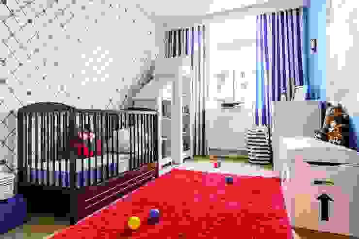Детская комната в стиле модерн от Saje Architekci Joanna Morkowska-Saj Модерн