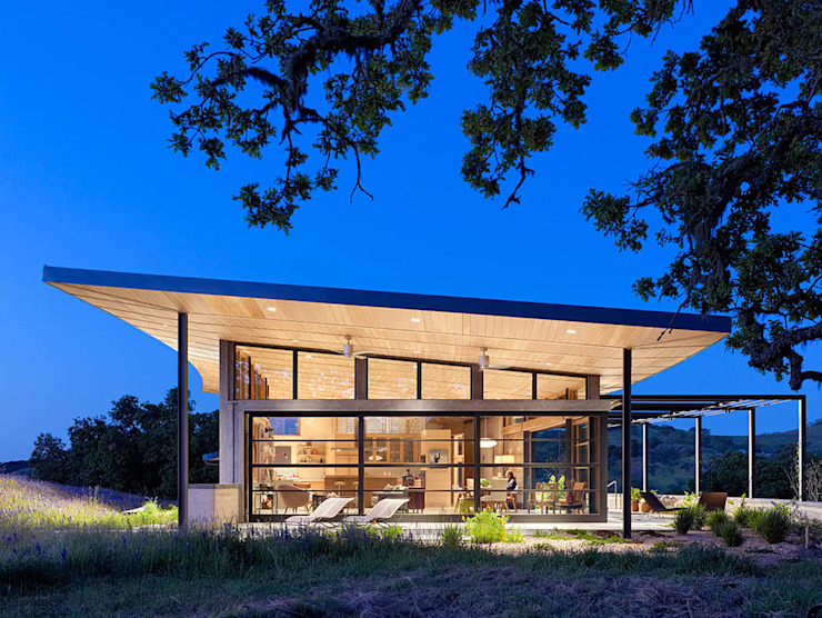 Houses by Feldman Architecture