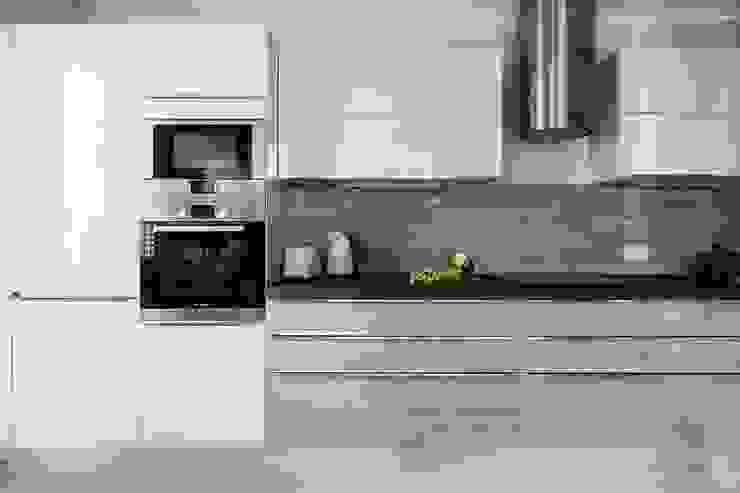 Moderne Küchen von Saje Architekci Joanna Morkowska-Saj Modern