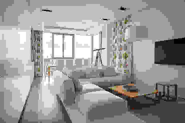 Elena Potemkina غرفة المعيشة