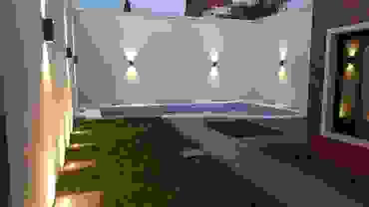 Arquitecto Oscar Alvarez Moderne Häuser
