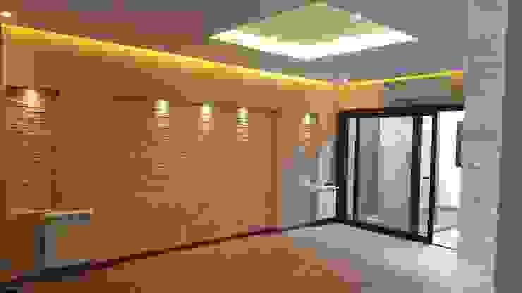 Arquitecto Oscar Alvarez Modern Living Room
