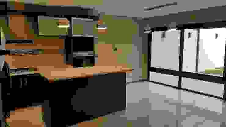 Arquitecto Oscar Alvarez Moderne Küchen