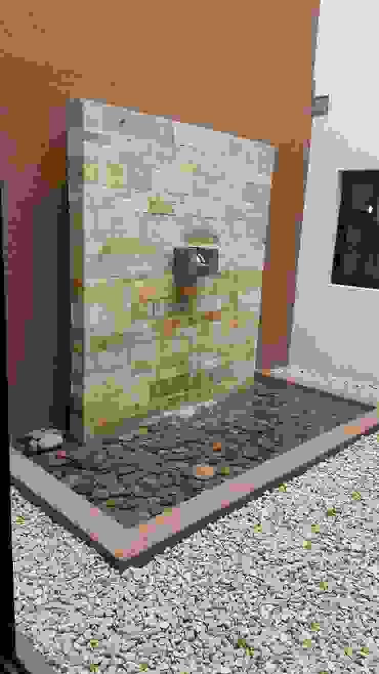 Arquitecto Oscar Alvarez Modern conservatory
