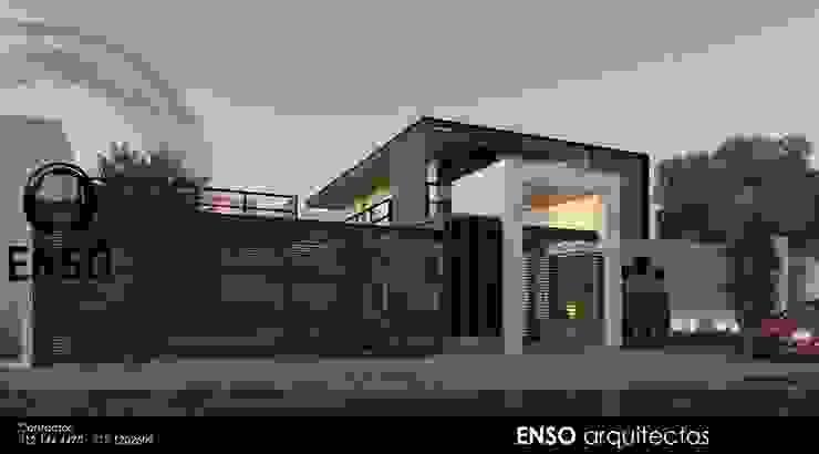 Casa ENSO Modern Houses by Enso Arquitectos Modern Concrete