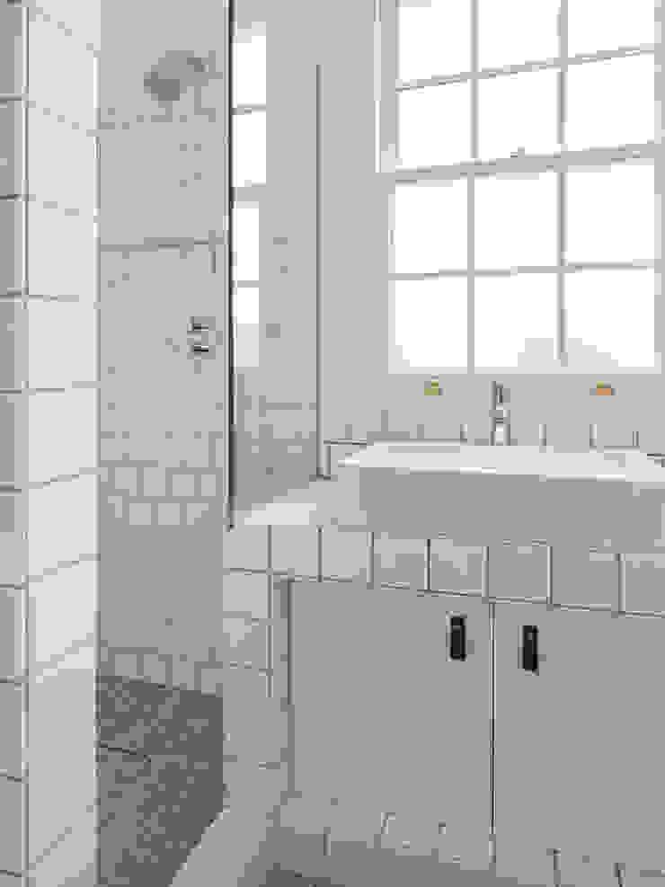 Islington House Kamar Mandi Gaya Eklektik Oleh Gundry & Ducker Architecture Eklektik