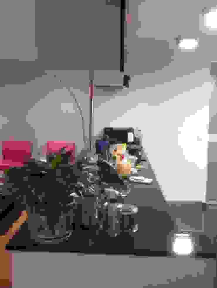 APARTAMENTO CHICÓ NAVARRA - BOGOTÁ Cocinas modernas de bdl concept/studio Moderno