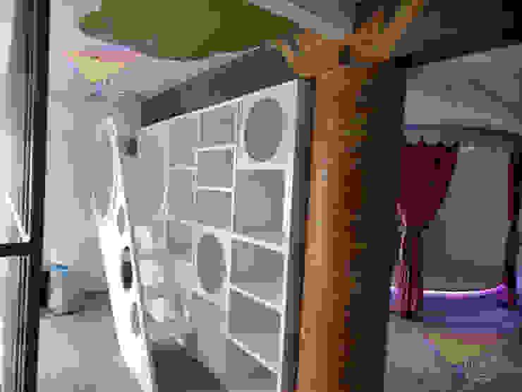 Decoracion de habitaciones infantiles de camas y literas infantiles kids world Moderno Derivados de madera Transparente