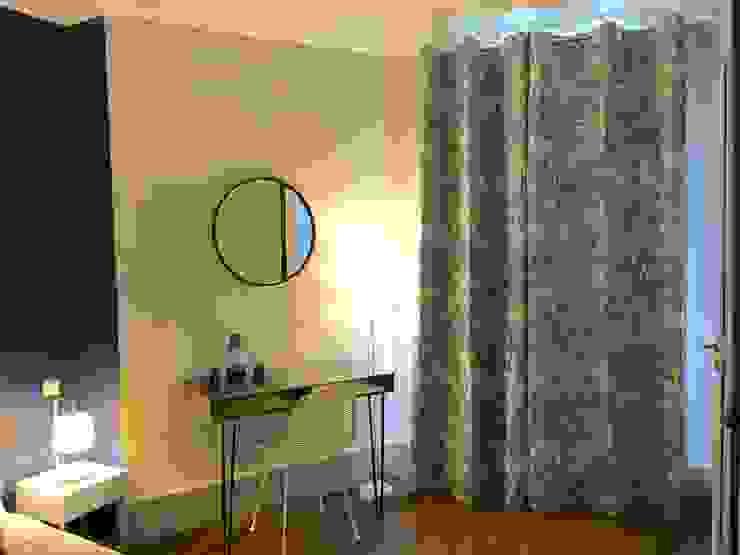 Dormitorios de estilo ecléctico de Catherine Plumet Interiors Ecléctico