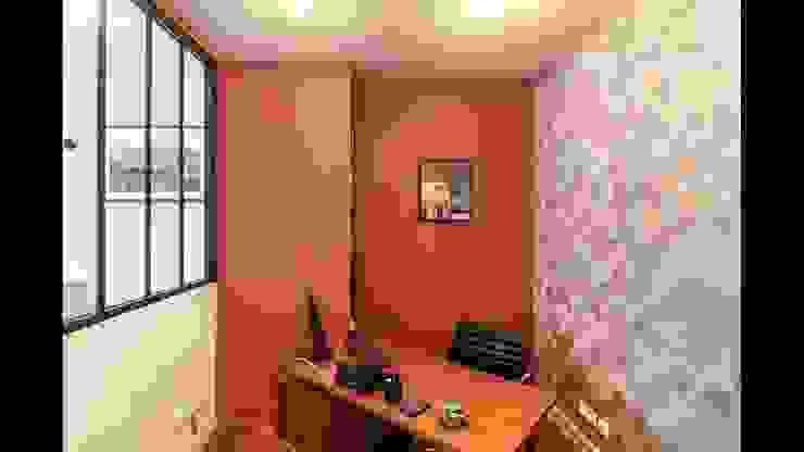 Oficinas y tiendas de estilo moderno de Catherine Plumet Interiors Moderno