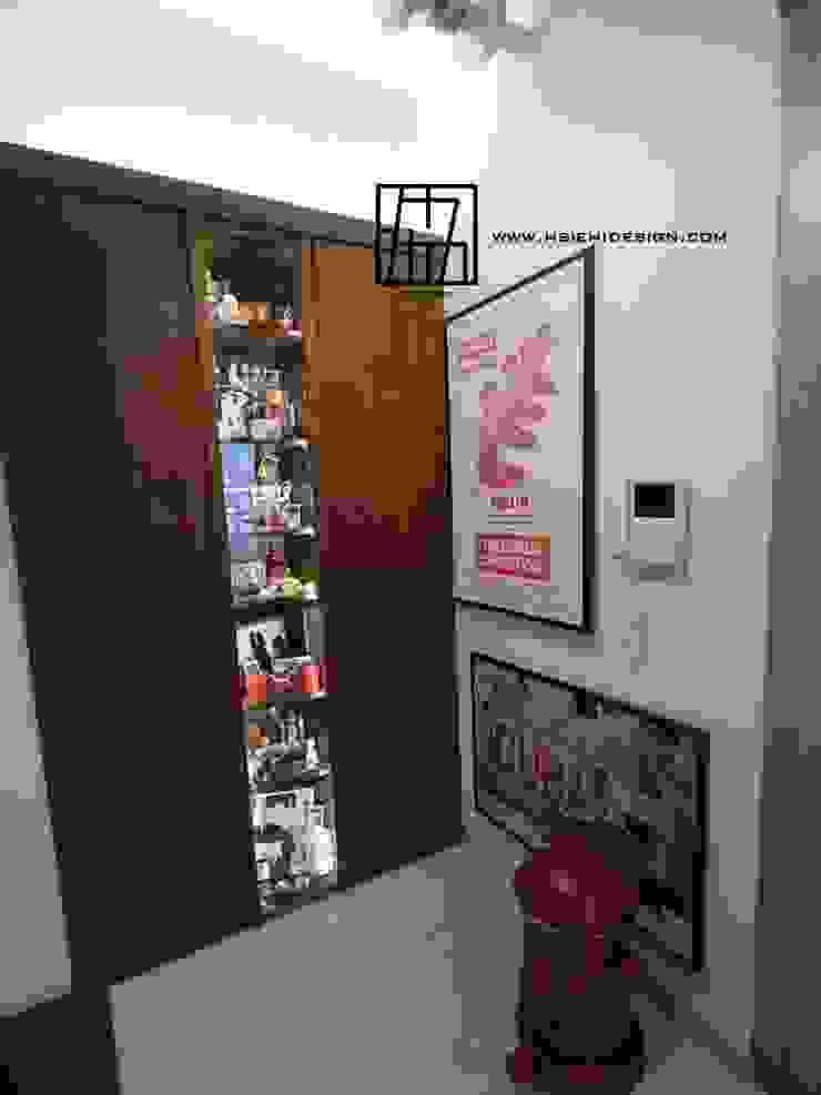 收納及展示櫃 根據 協億室內設計有限公司 工業風