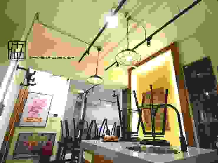 餐廳 根據 協億室內設計有限公司 工業風