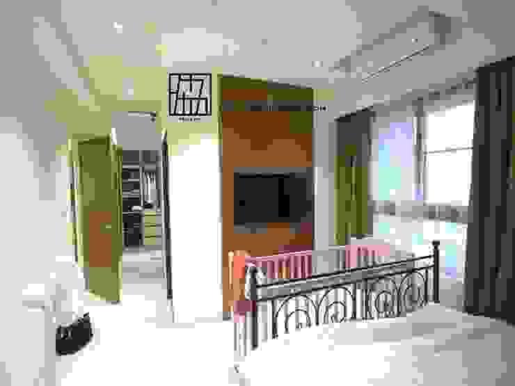主臥室 根據 協億室內設計有限公司 工業風