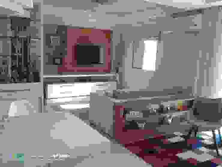 Salas modernas de Camarina Studio Moderno