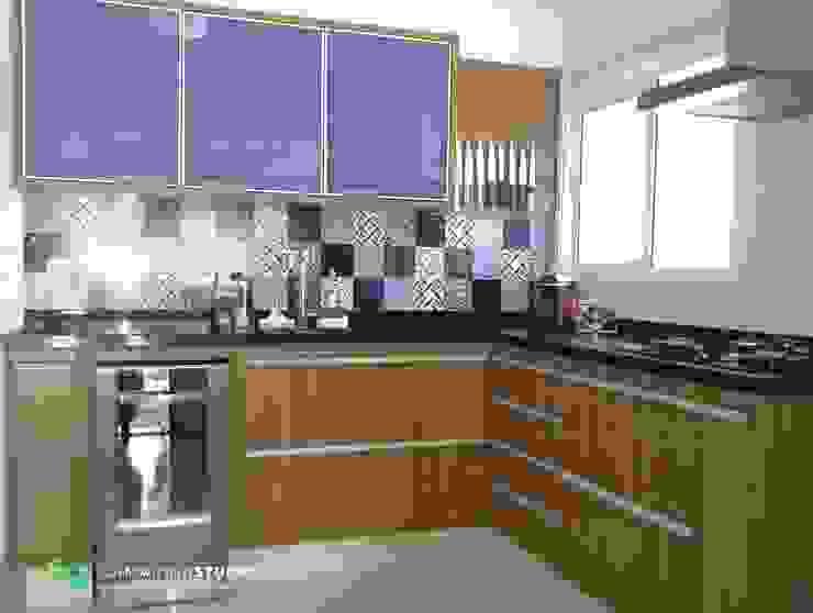 Camarina Studio Modern style kitchen
