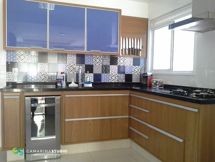 Camarina Studio 現代廚房設計點子、靈感&圖片