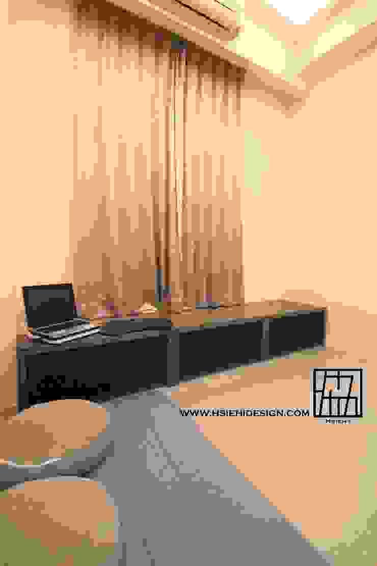 起居室 根據 協億室內設計有限公司 現代風