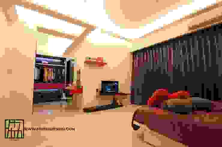 次臥室 根據 協億室內設計有限公司 現代風
