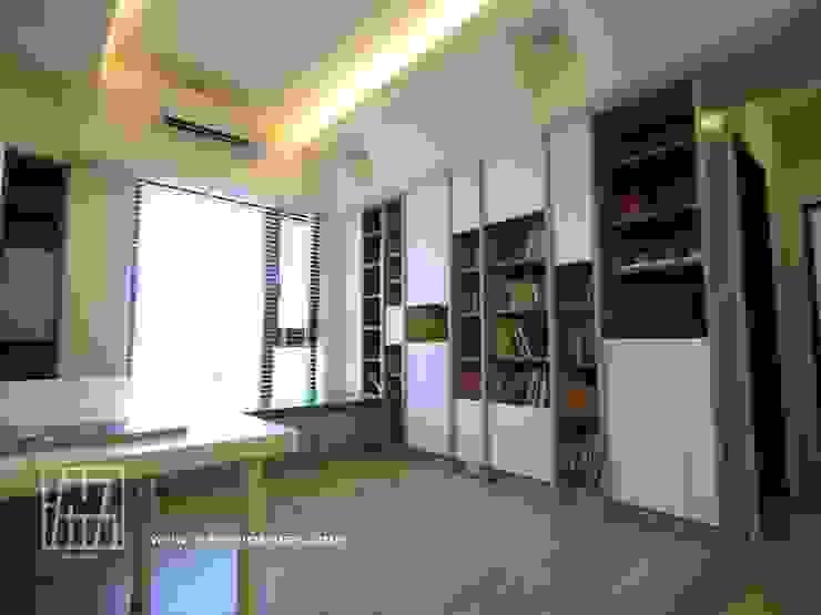 開放式書房 根據 協億室內設計有限公司 北歐風