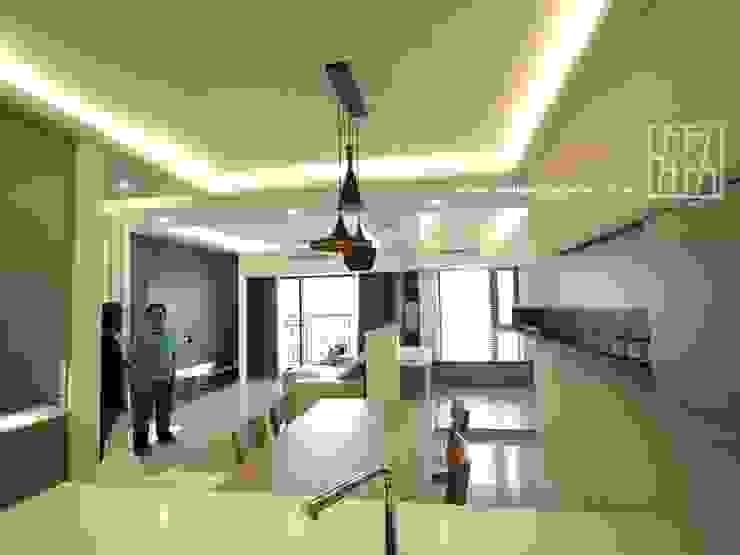 廚房與餐廳 根據 協億室內設計有限公司 北歐風