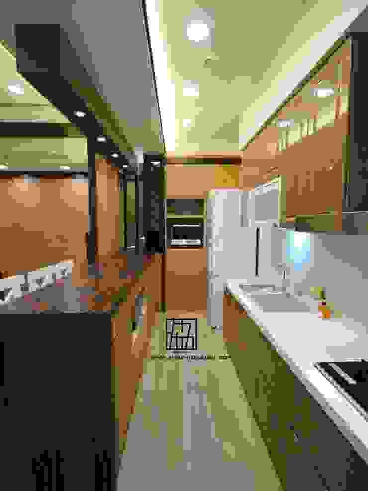 廚房 根據 協億室內設計有限公司 日式風、東方風