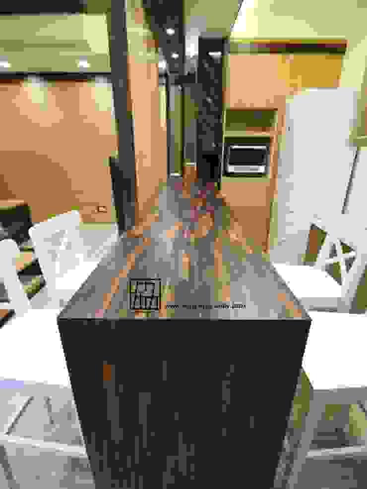 實木吧檯 根據 協億室內設計有限公司 日式風、東方風